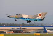 6824 - Romania - Air Force Mikoyan-Gurevich MiG-21 LanceR C aircraft
