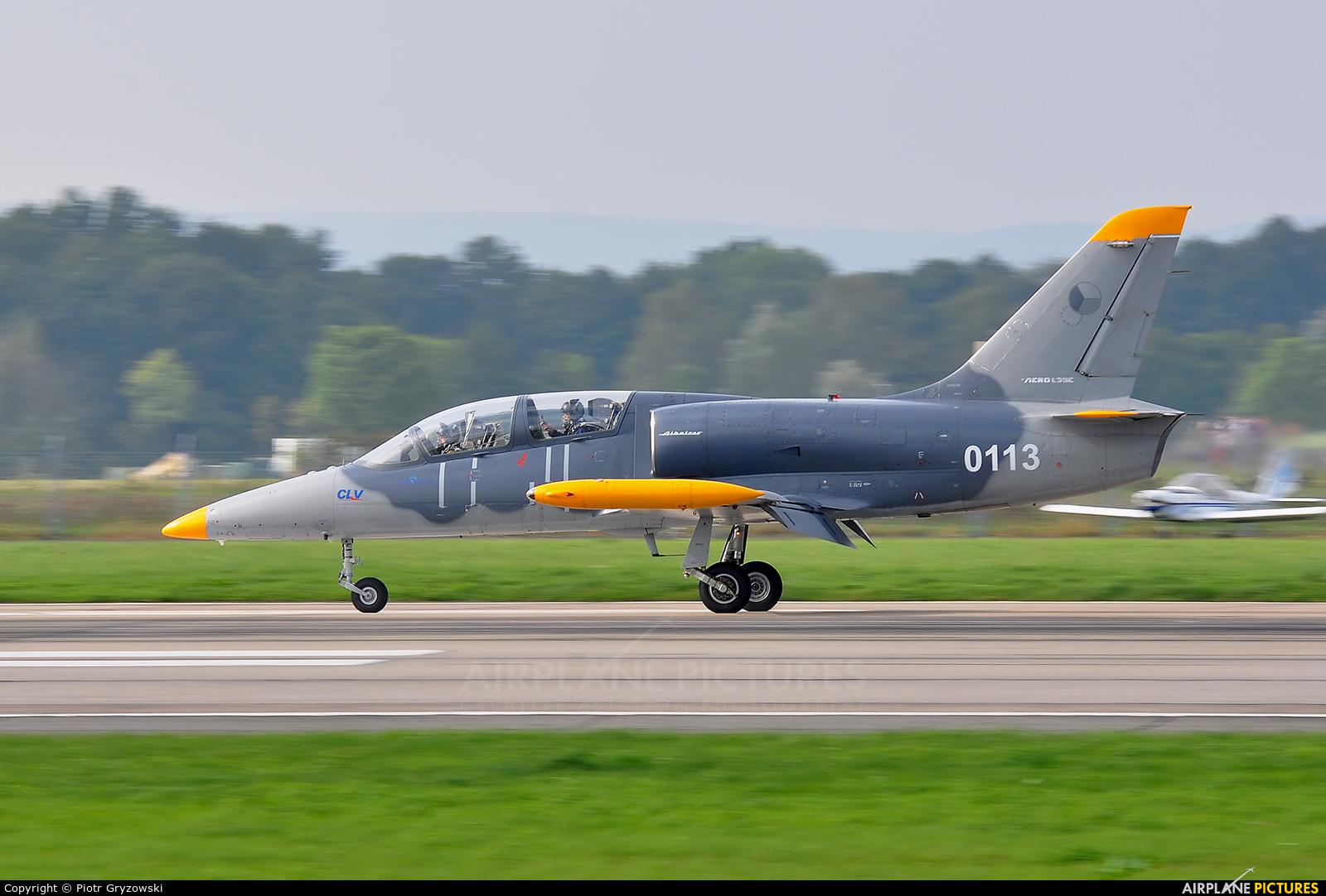 Czech - Air Force 0113 aircraft at Ostrava Mošnov
