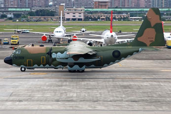 1309 - Taiwan - Air Force Lockheed C-130H Hercules