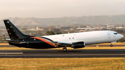 N844AU - Titan Airways Boeing 737-400SF