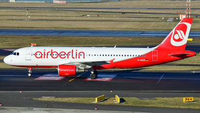 D-ABZE - Air Berlin Airbus A320