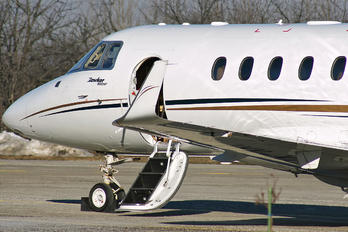 YR-NAY - Private Hawker Beechcraft 900XP
