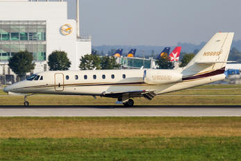 N888SF - Private Cessna 680 Sovereign