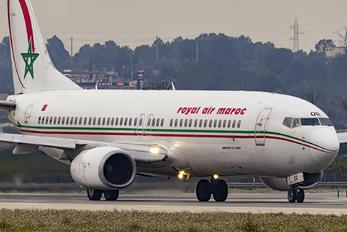 CN-ROR - Royal Air Maroc Boeing 737-800