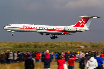 RF-66031 - Russia - Air Force Tupolev Tu-134Sh