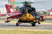 714 - Hungary - Air Force Mil Mi-24V aircraft