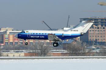 UR-88310 - Motor Sich Yakovlev Yak-40