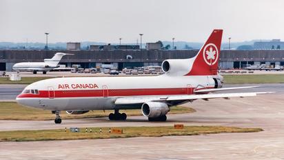 C-GAGG - Air Canada Lockheed L-1011-500 TriStar