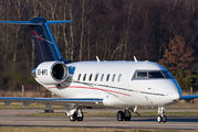 EI-WFI - Westair Aviation Canadair CL-600 Challenger 605 aircraft