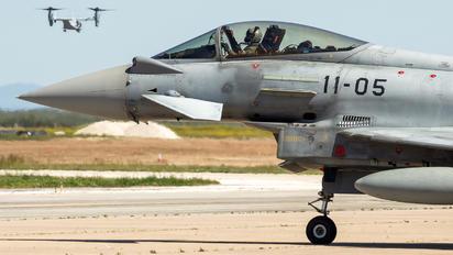 C.16-25 - Spain - Air Force Eurofighter Typhoon S
