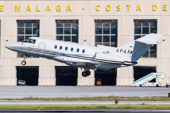 LY-LTA - Charter Jets Hawker Beechcraft 800XP
