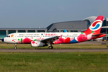 B-6576 - Chongqing Airlines Airbus A320