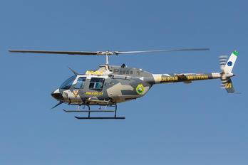PP-EJI - Brazil - Military Police Bell 206B Jetranger