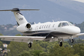 D-CEFE - Private Cessna 525C Citation CJ4
