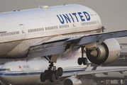 N78008 - United Airlines Boeing 777-200 aircraft