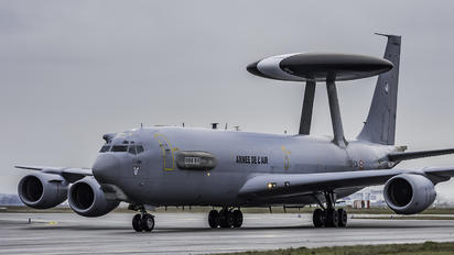 36-CA - France - Air Force Boeing E-3F Sentry