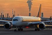 9V-SMA - Singapore Airlines Airbus A350-900 aircraft