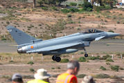 C.16-58 - Spain - Air Force Eurofighter Typhoon aircraft