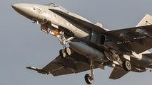 C.15-55 - Spain - Air Force McDonnell Douglas EF-18A Hornet aircraft