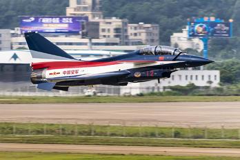 12 - China - Air Force Chengdu J-10