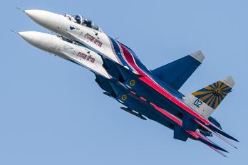 "02 - Russia - Air Force ""Russian Knights"" Sukhoi Su-27"
