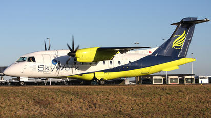 HB-AEO - Sky Work Airlines Dornier Do.328