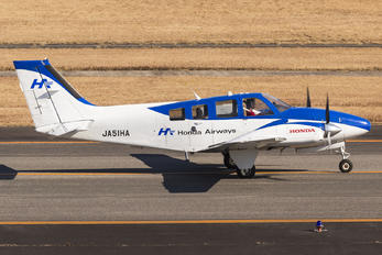 JA51HA - Private Beechcraft 58 Baron