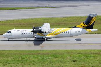 PR-PDA - Passaredo Linhas Aéreas ATR 72 (all models)