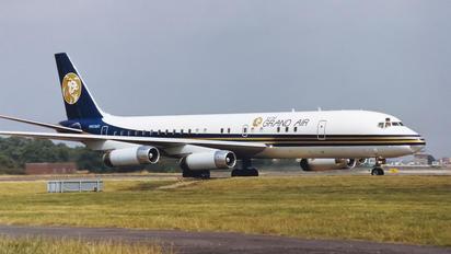 N803MG - MGM Grand Air Douglas DC-8-62