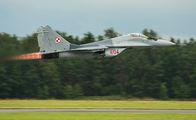 4104 - Poland - Air Force Mikoyan-Gurevich MiG-29G aircraft