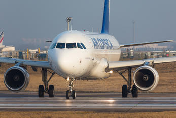 F-HBEV - Air Corsica Airbus A320