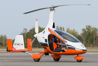 OK-TWC14 - Private AutoGyro Europe Cavalon