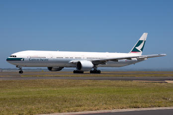 B-KQE - Cathay Pacific Boeing 777-300ER