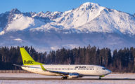YL-BBI - Air Baltic Boeing 737-300 aircraft