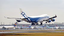 VP-BIC - Air Bridge Cargo Boeing 747-400 aircraft