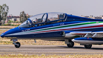 "MM54551 - Italy - Air Force ""Frecce Tricolori"" Aermacchi MB-339-A/PAN"