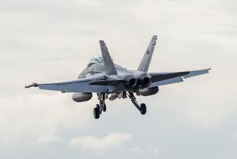168631 - USA - Marine Corps McDonnell Douglas F-18C Hornet