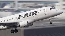 JA227J - J-Air Embraer ERJ-170 (170-100) aircraft