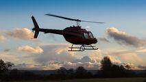 G-TGRZ - Tiger Helicopters Bell 206B Jetranger III aircraft