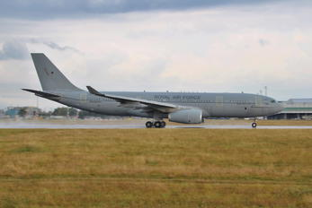 ZZ337 - Royal Air Force Airbus Voyager KC.2