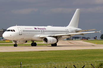 YL-LCP - Monarch Airlines Airbus A320