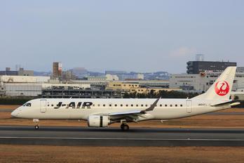 JA242J - J-Air Embraer ERJ-195 (190-200)