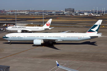B-KPK - Cathay Pacific Boeing 777-300ER