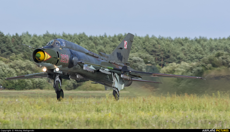 Poland - Air Force 3920 aircraft at Mirosławiec