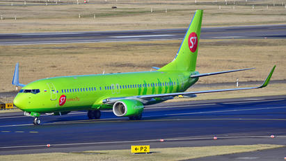 VQ-BVM - S7 Airlines Boeing 737-800