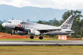 N517NK - Spirit Airlines Airbus A319