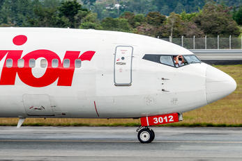 YV3012 - Avior Airlines Boeing 737-400