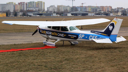 SP-CES - Private Cessna 172 Skyhawk (all models except RG)