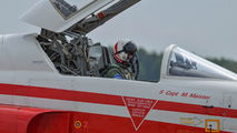 J-3083 - Switzerland - Air Force:  Patrouille de Suisse Northrop F-5E Tiger II aircraft