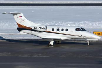 OK-VAN - Private Embraer EMB-500 Phenom 100
